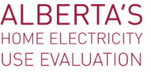 Alberta Home Electricity Home Use Evaluation